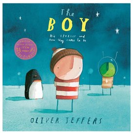 Penguin The Boy: His Stories and How They Came to Be