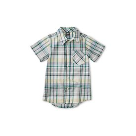 Tea Collection Madras Woven Shirt - Spetses Plaid