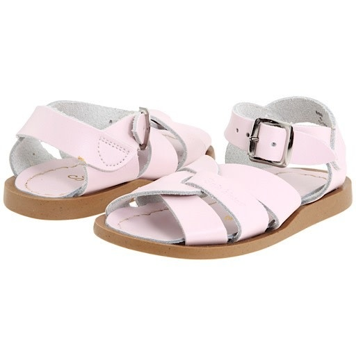 Salt Water Sandals The Original Toddler Shiny Pink