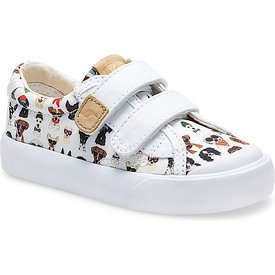 KEDS KEDS Little Kid + Rifle Paper Co. - Crew Kick - Dog Days