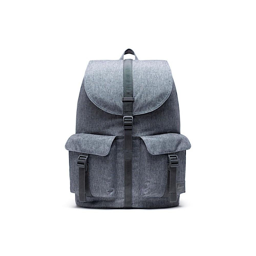 Herschel Dawson Light Backpack - 20.5L - Raven Crosshatch