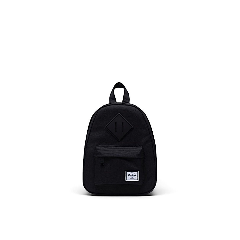 Herschel Heritage Mini Backpack - Black
