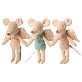 Maileg Maileg Mouse - Little Sister Fairy Mouse