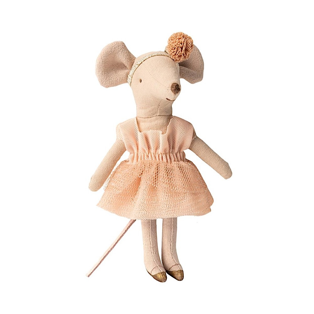 Maileg Maileg Mouse -  Big Sister Dancer Mouse - Giselle