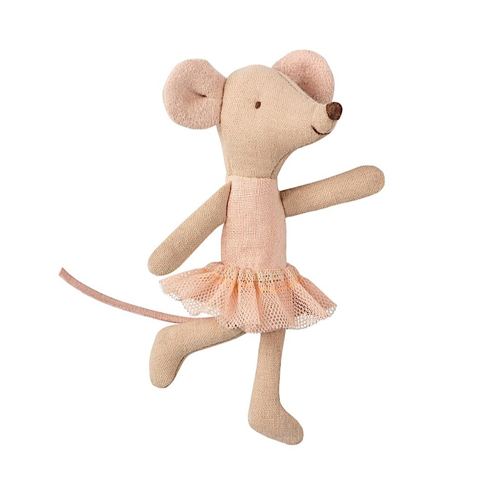 Maileg Mouse - Little Sister - Ballerina