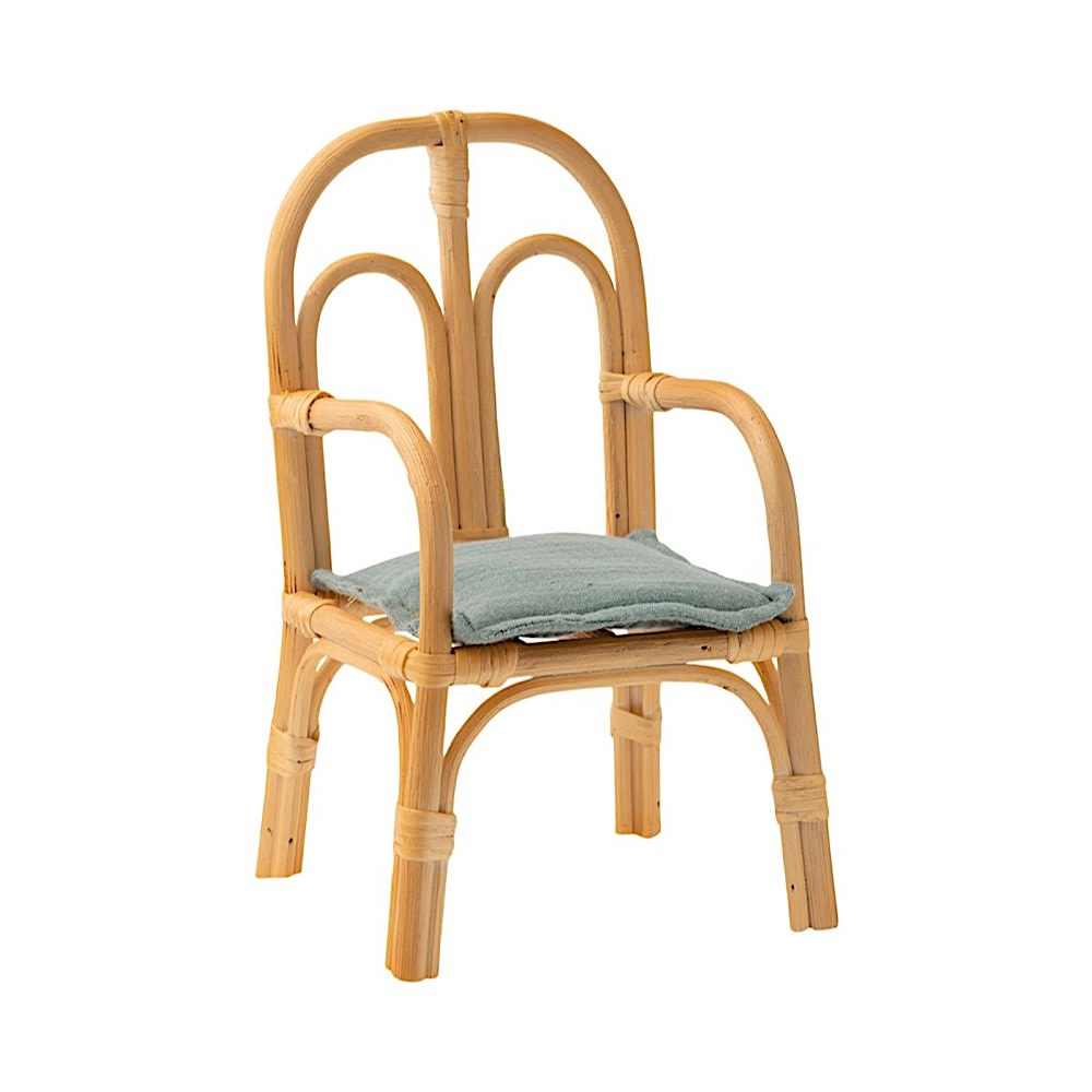 Maileg Rattan Chair - Medium