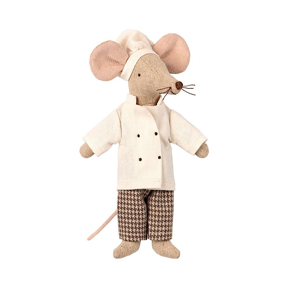 Maileg Maileg Mouse - Chef