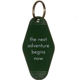 He Said, She Said He Said, She Said Key Tag - The Next Great Adventure Begins Now