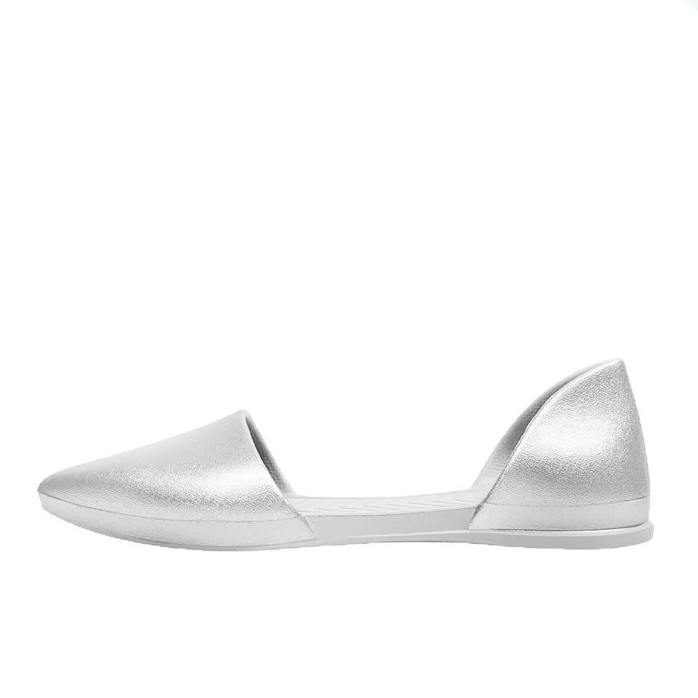 Native Shoes Native Shoes Audrey Adult - Silver Metallic