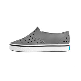 Native Shoes Native Shoes Miles Child - Dublin Grey/Shell White