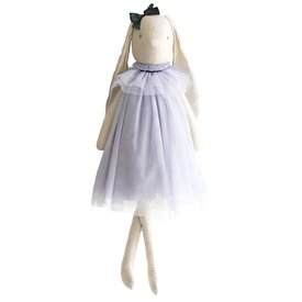 "Alimrose Alimrose Beth Bunny - Lavender 28"""