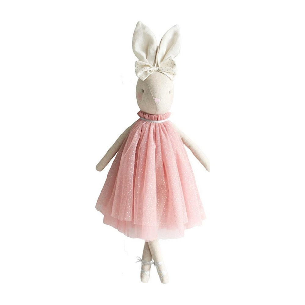 "Alimrose Daisy Bunny - Blush 18"""