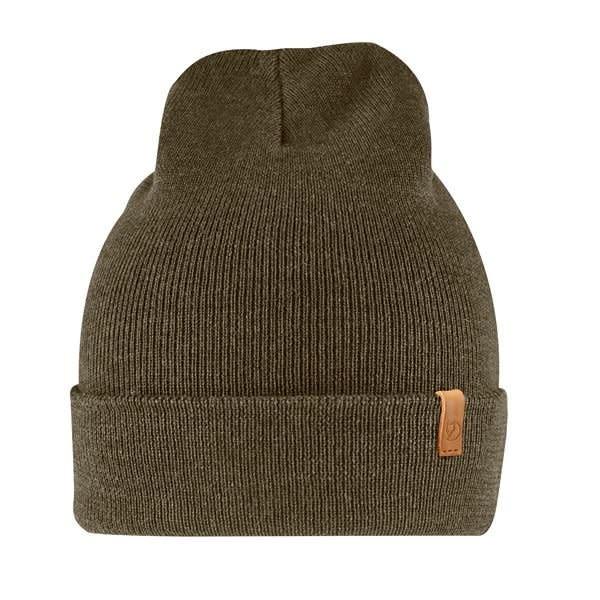 Fjallraven Arctic Fox LLC Fjallraven Classic Knit Hat - Dark Olive