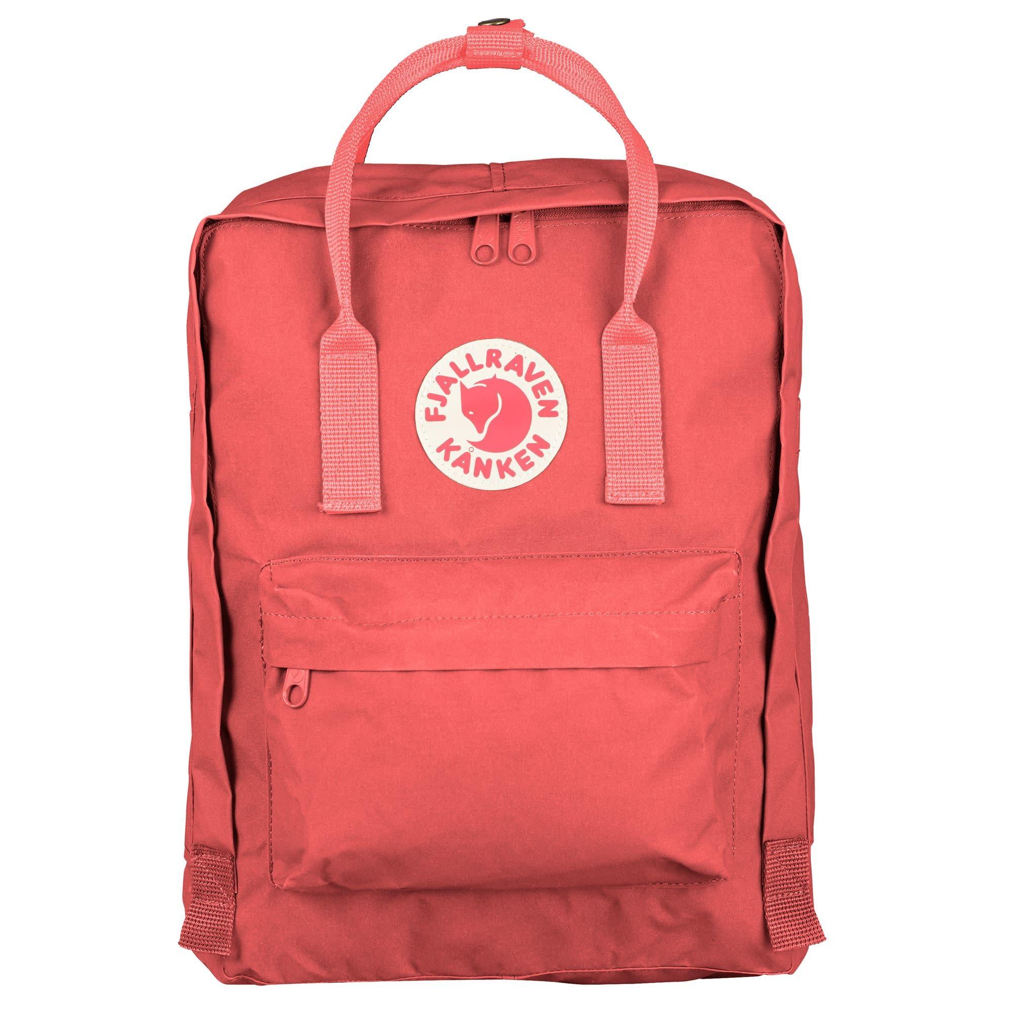 Fjallraven Kanken Classic Backpack - Peach Pink