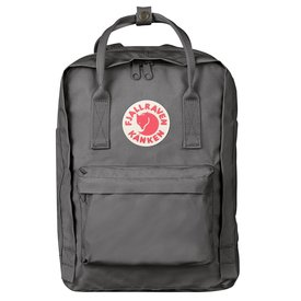 "Fjallraven Arctic Fox LLC Fjallraven Kanken 13"" Laptop Backpack - Super Grey"