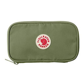 Fjallraven Arctic Fox LLC Fjallraven Kanken Travel Wallet - Green