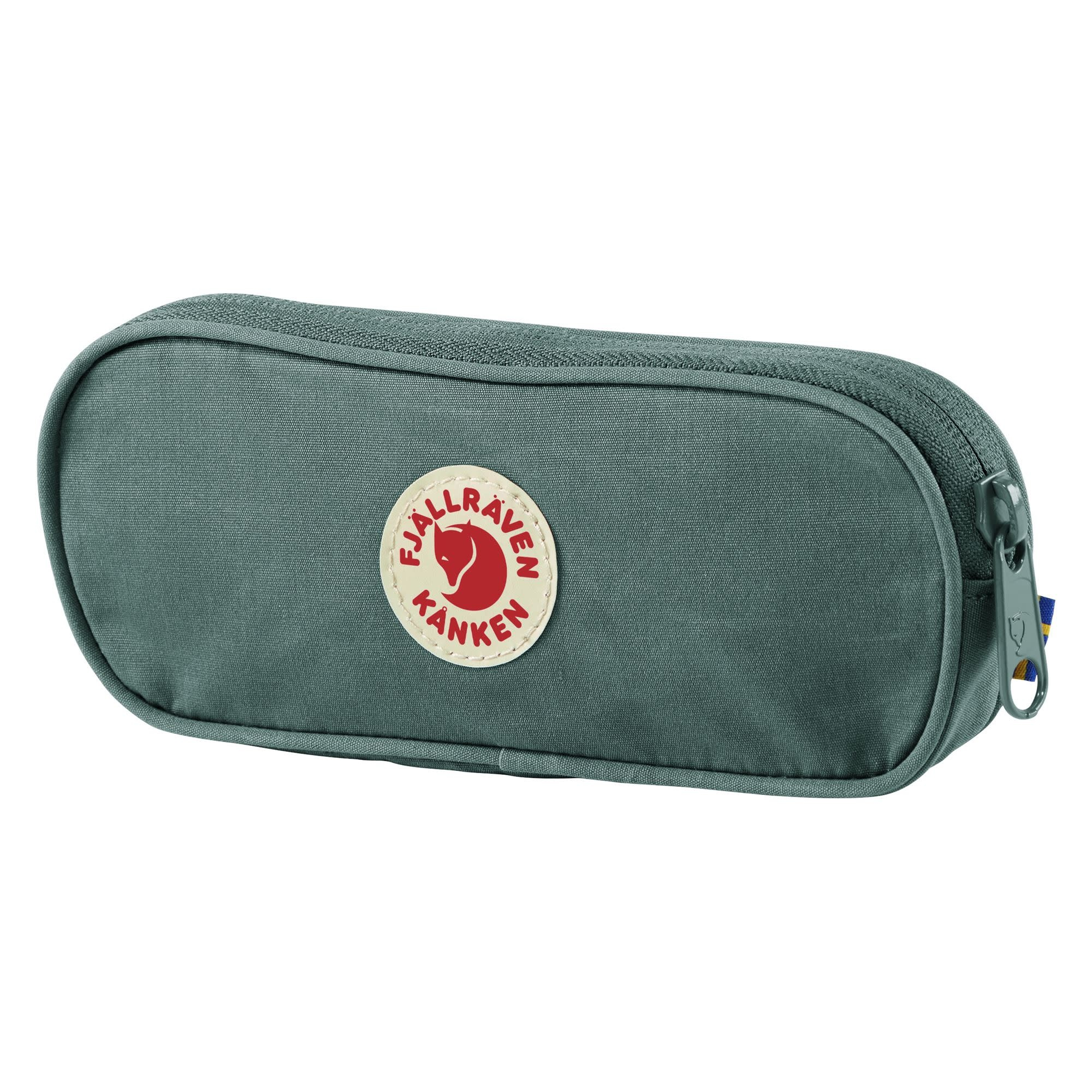 Fjallraven Kanken Pen Case - Frost Green