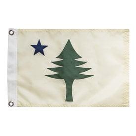 Original Maine Original Maine Flag - 12 x 18