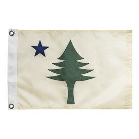 """Original Maine Original Maine Flag - 12"""""""