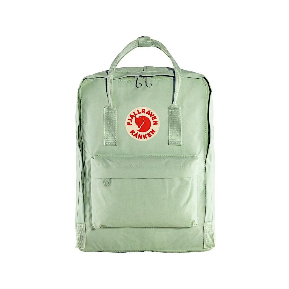 Fjallraven Kanken Classic Backpack - Mint Green
