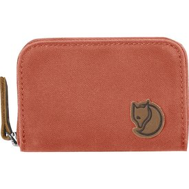 Fjallraven Arctic Fox LLC Fjallraven Zip Card Holder Wallet - Dahlia