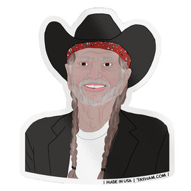 Tay Ham Tay Ham Willie Sticker