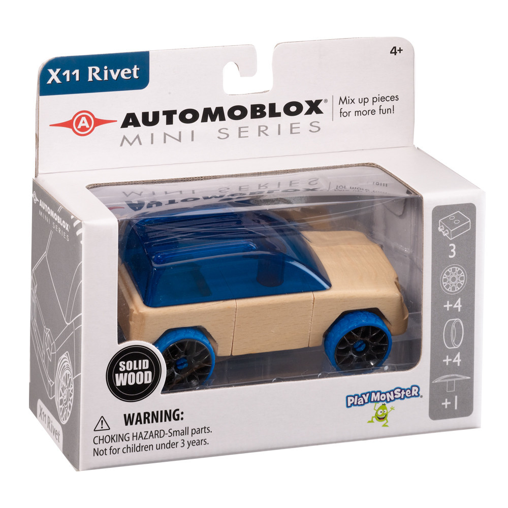 Automoblox Mini X11 Rivet