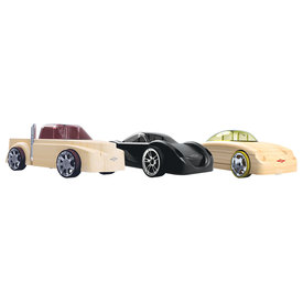 Automoblox Automoblox Mini Manta/Rex/Fang 3 Pack