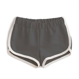 Winter Water Factory Winter Water Factory French Terry Shorts - Solid Charcoal