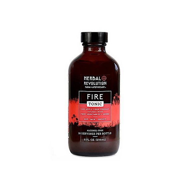 Herbal Revolution Farm & Apothecary Herbal Revolution Fire Tonic