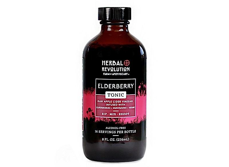 Herbal Revolution Farm & Apothecary Herbal Revolution Elderberry Tonic