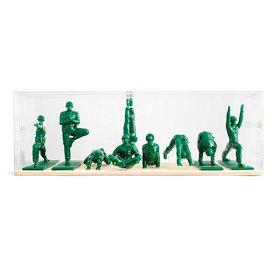 Yoga Joes Yoga Joes - Green Set - Series 1