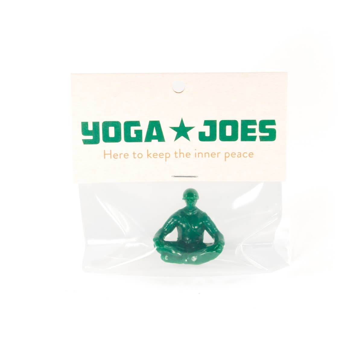Yoga Joes - Green