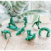 Yoga Joes - Green Set