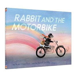 Chronicle Rabbit and the Motorbike