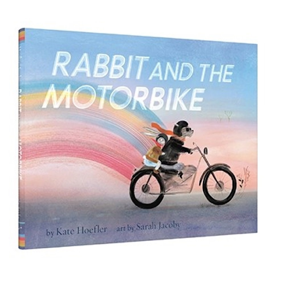 Rabbit and the Motorbike