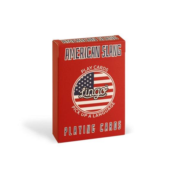 Lingo Lingo Language Cards - American Slang