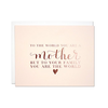 Parrott Design Card - The World Mother's Day