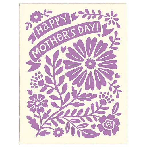 Morris & Essex Mother's Day Card