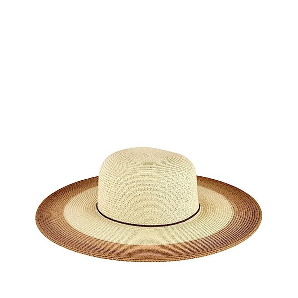 San Diego Hat Company Sun Hat Color Pop - Tabaco