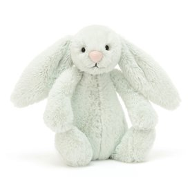 Jellycat Jellycat Bashful Bunny Small 7 Inches - Green
