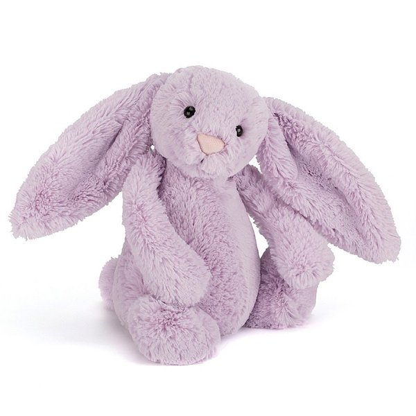 Jellycat Jellycat Bashful Bunny Small 7 Inches - Purple