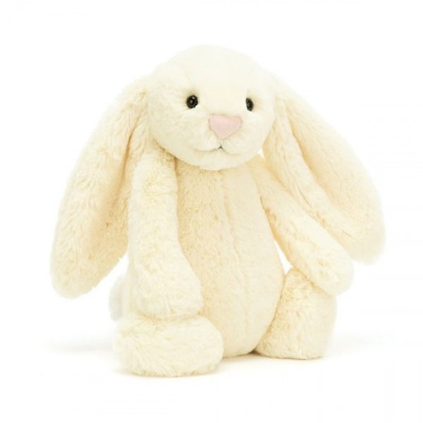 Jellycat Jellycat Bashful Bunny Small 7 Inches - Yellow