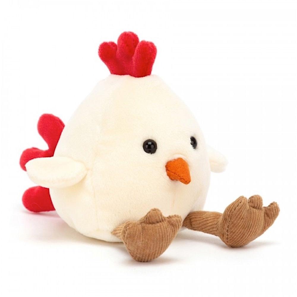 Jellycat Amuseable Chick - Cream