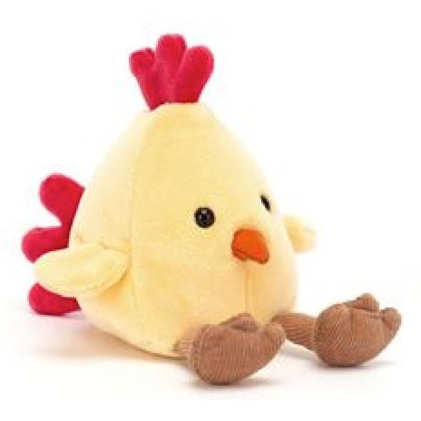 Jellycat Jellycat Amuseable Chick 5 Inches - Yellow