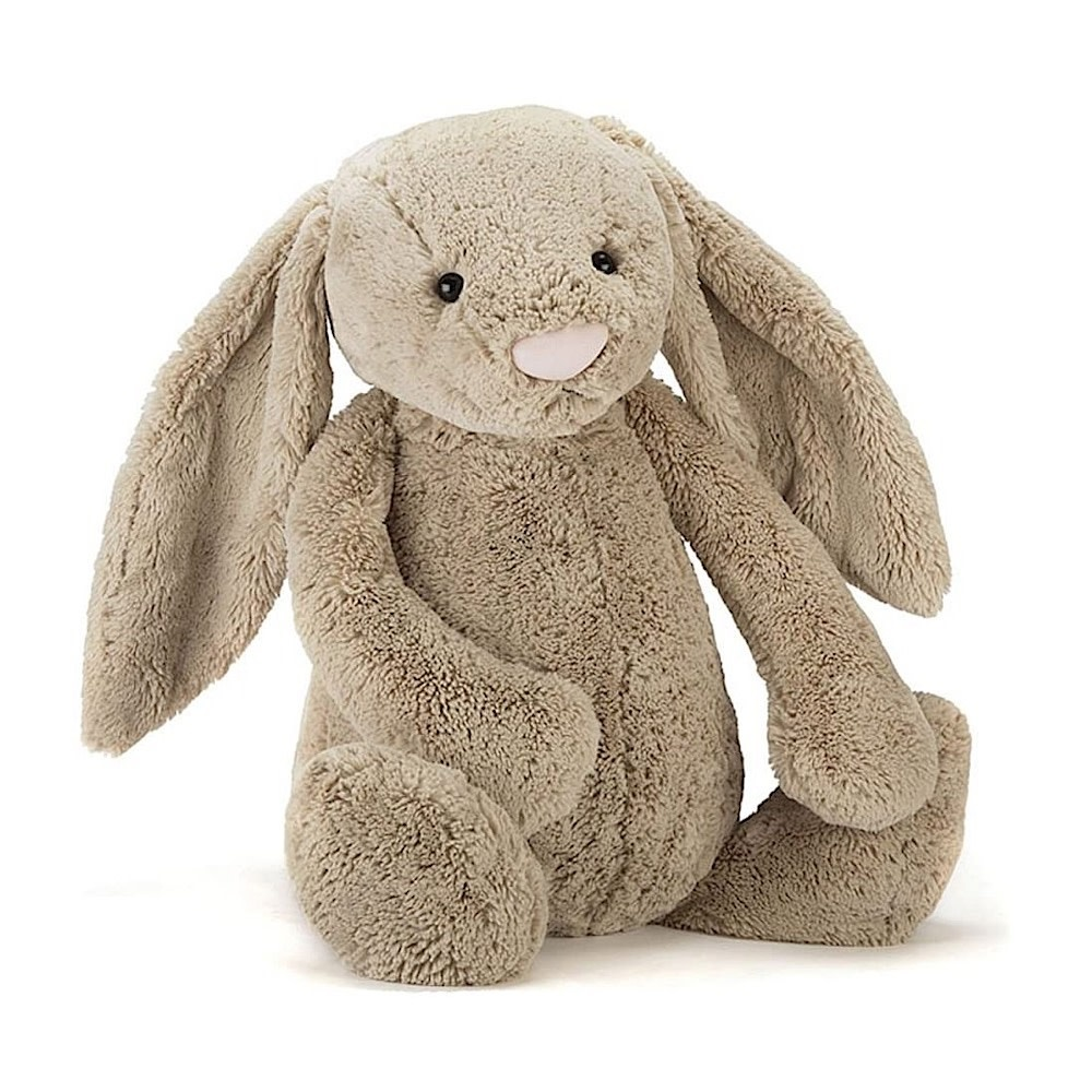 Jellycat Bashful Beige Bunny Huge - 20 Inches