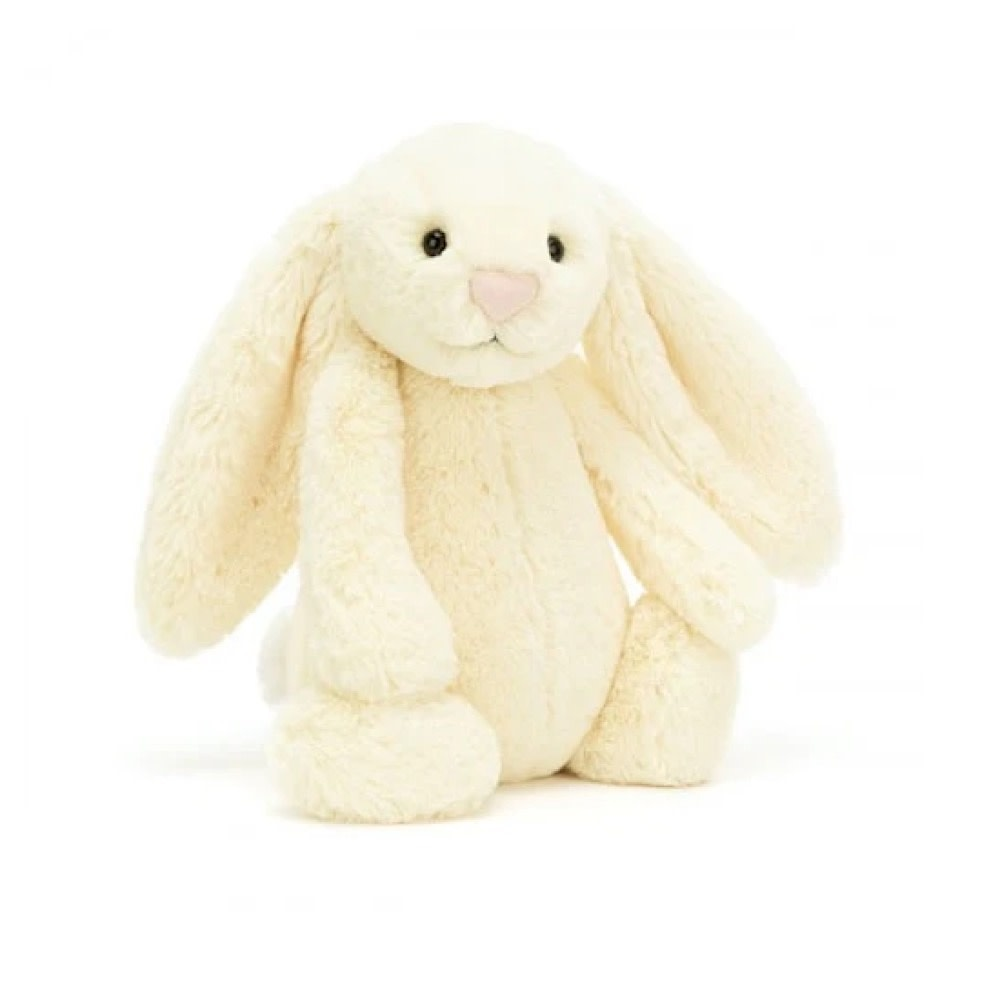 Jellycat Bashful Bunny - Buttermilk - Medium - 12 Inches