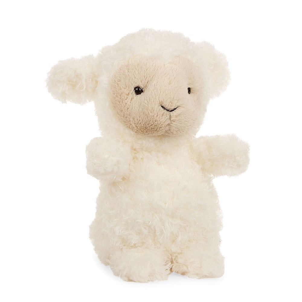 Jellycat Little Lamb Toy - 7 Inches