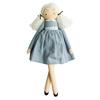 Alimrose Pippa Doll - Grey Linen
