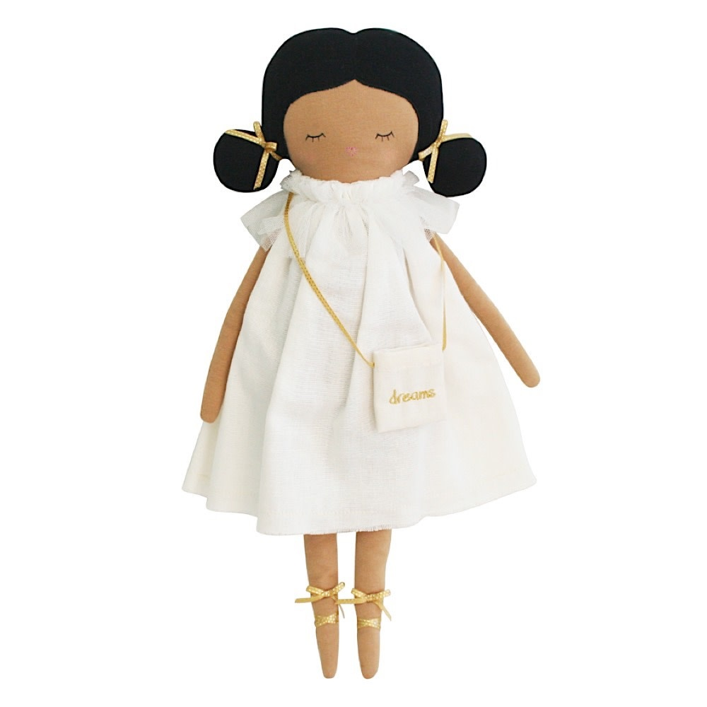 Alimrose Emily Dreams Doll - Ivory